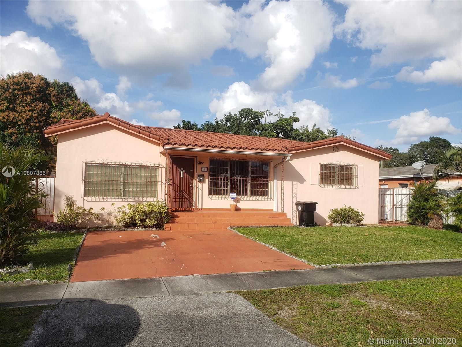 Wonderful Single-family home with two (2) Separate in-law quarters with Private Entrances.