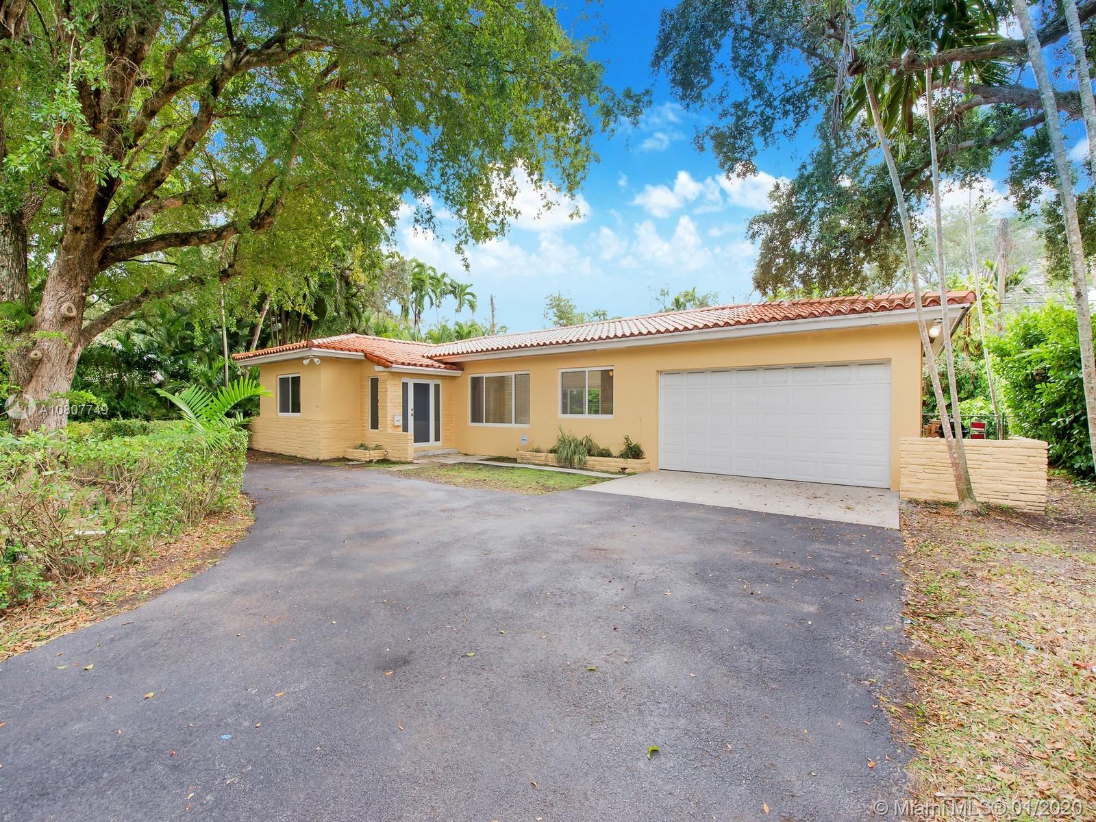 1410  Bird Rd  For Sale A10807749, FL