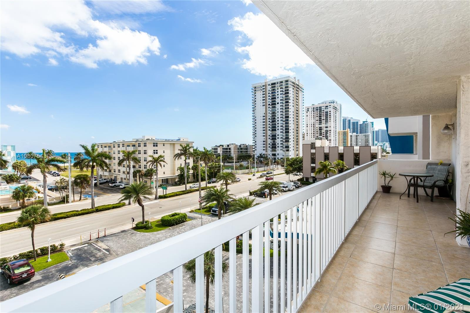 1500 S Ocean Dr #5G For Sale A10807543, FL
