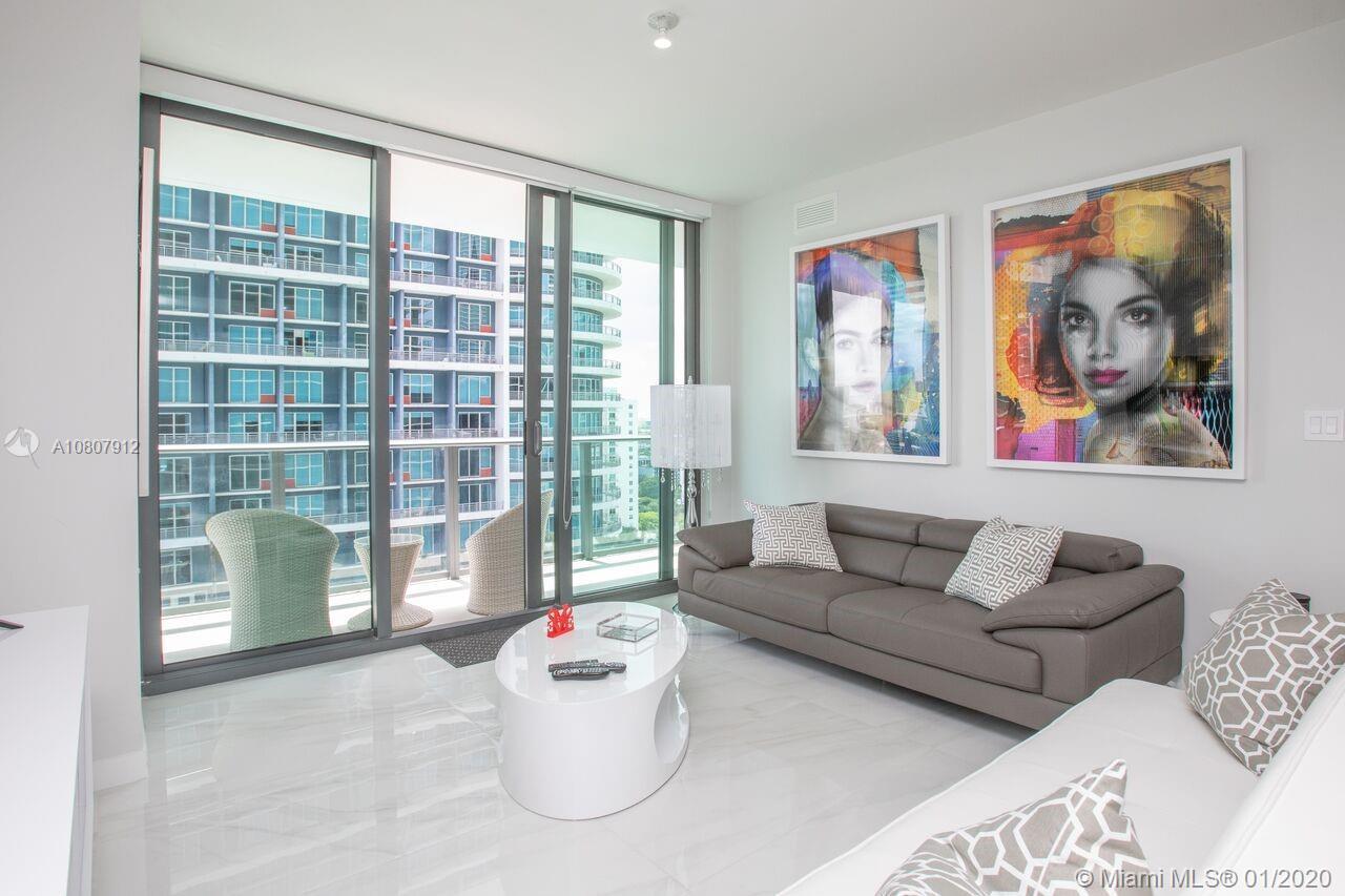 1300 S Miami Ave #1707 For Sale A10807912, FL