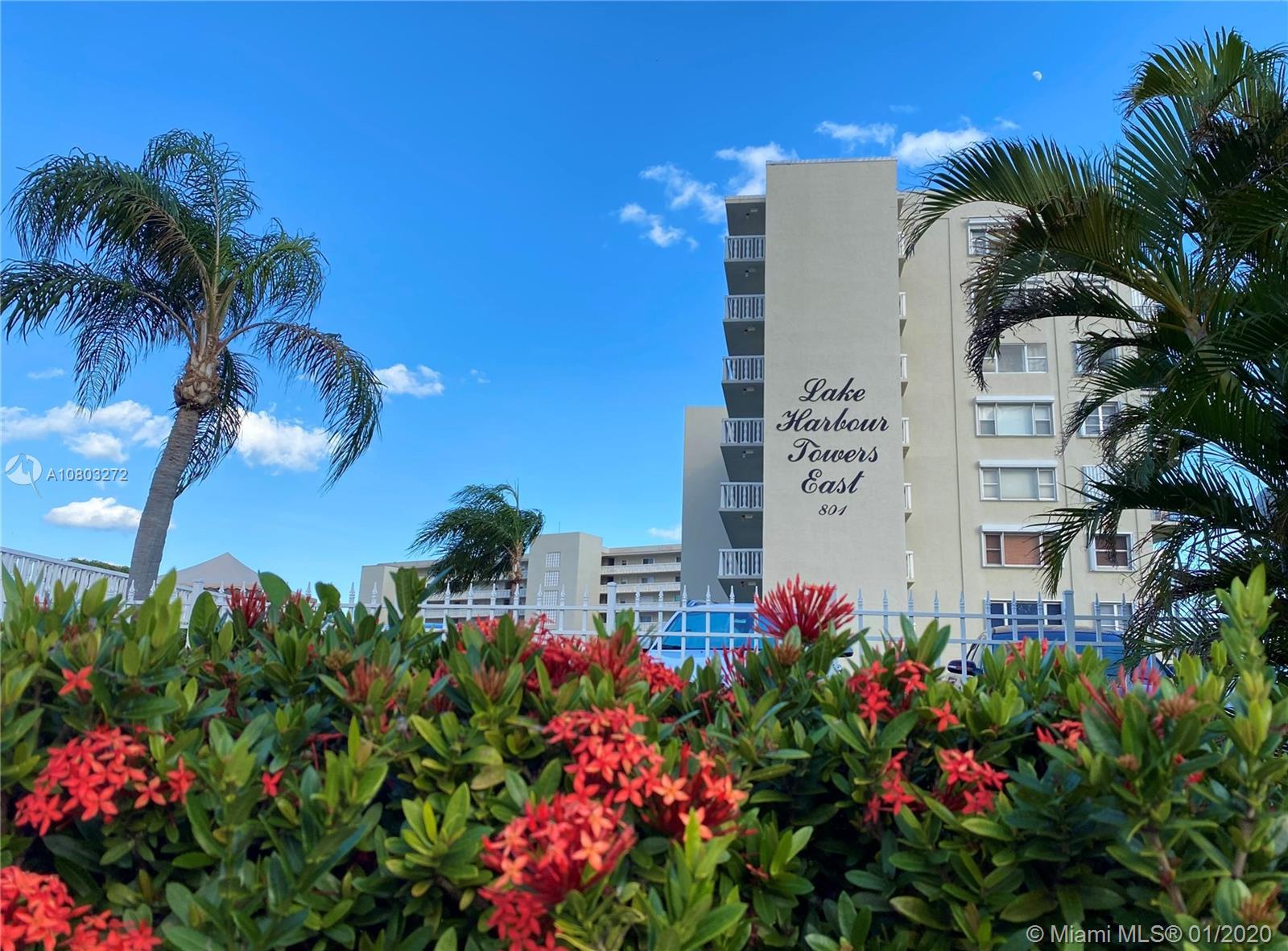 801 Lake Shore Dr 815, Lake Park, FL 33403