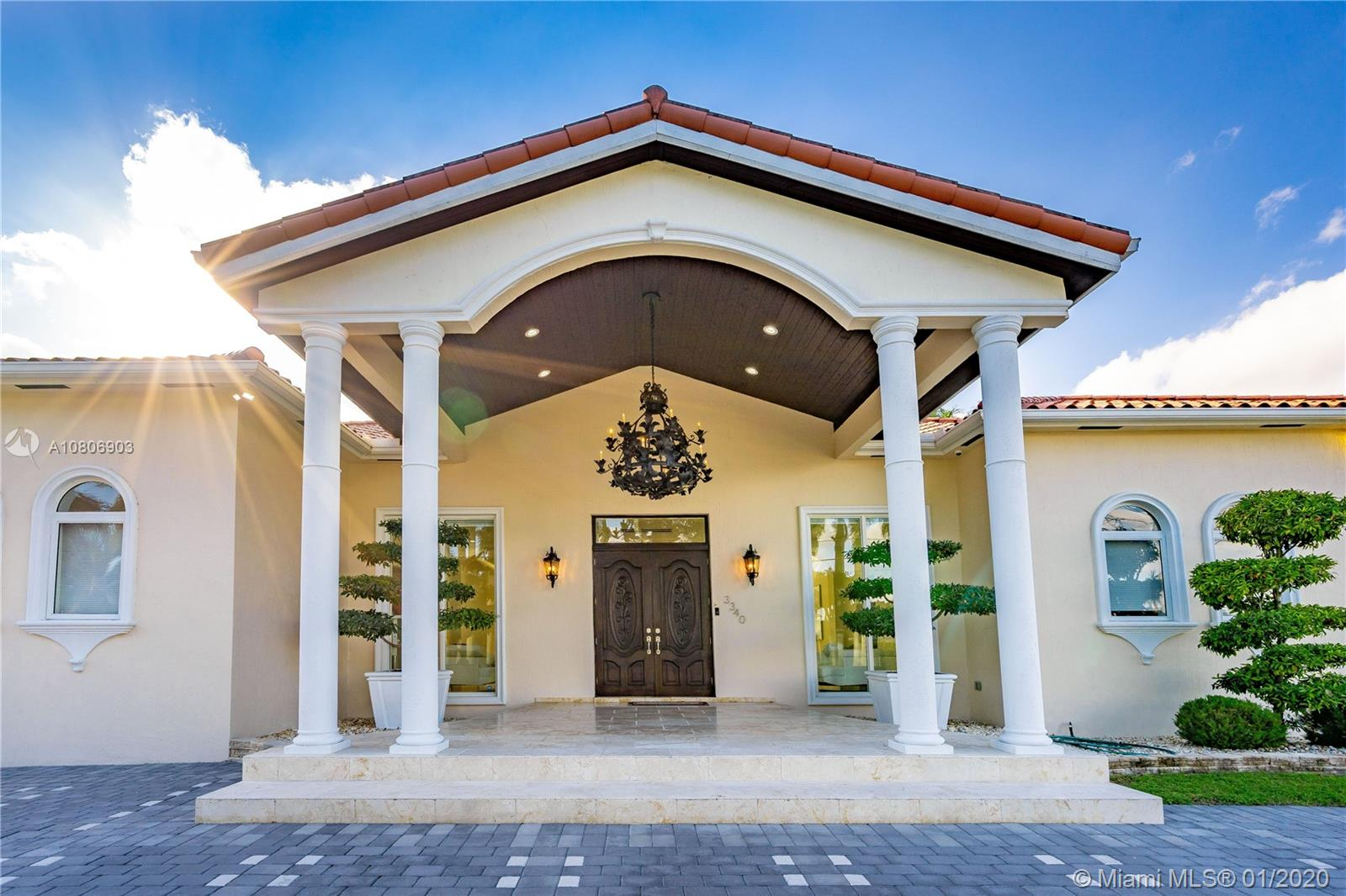 3340 SW 130th Ave  For Sale A10806903, FL