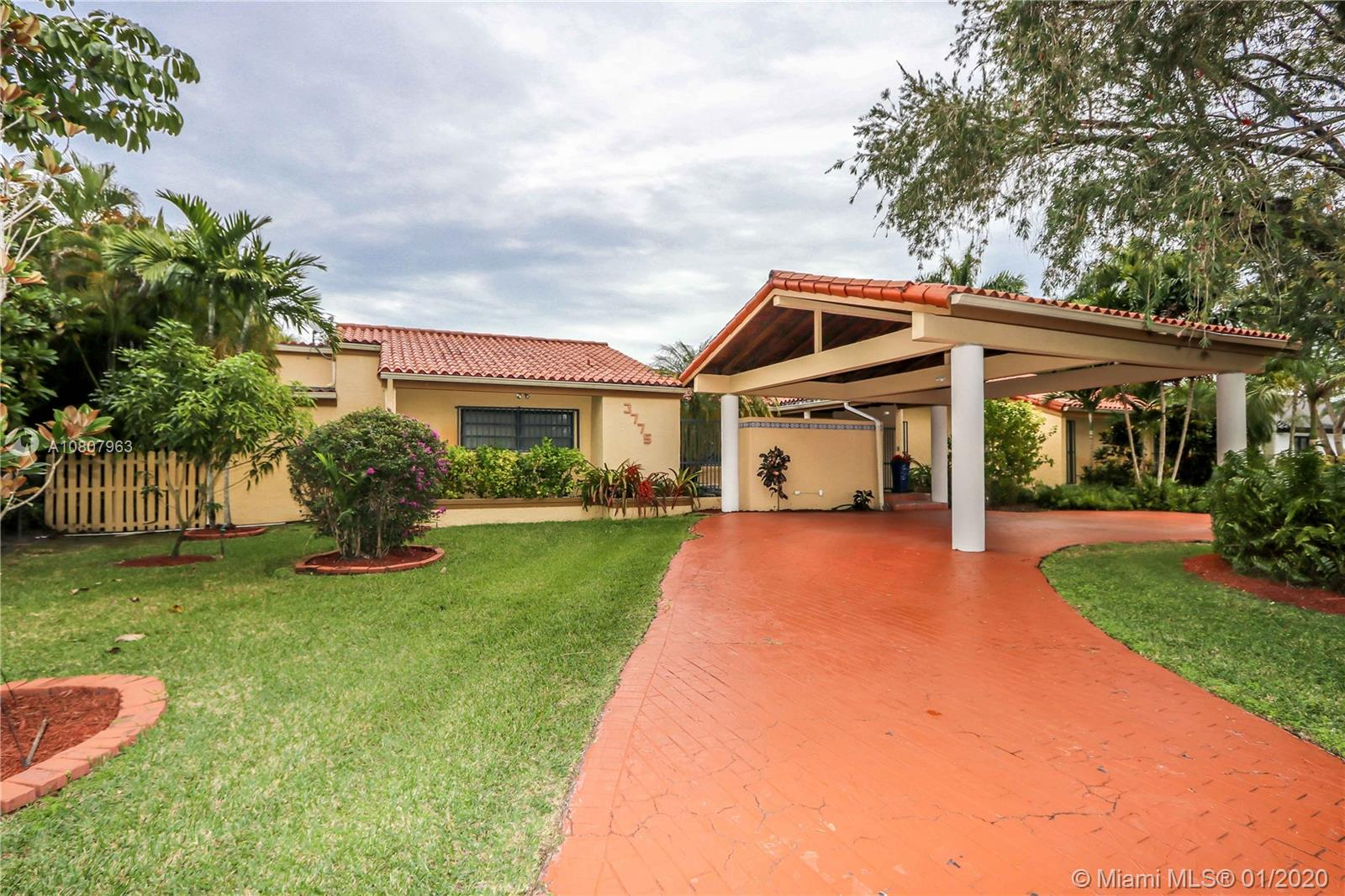 3775 SW 129th Ave  For Sale A10807963, FL