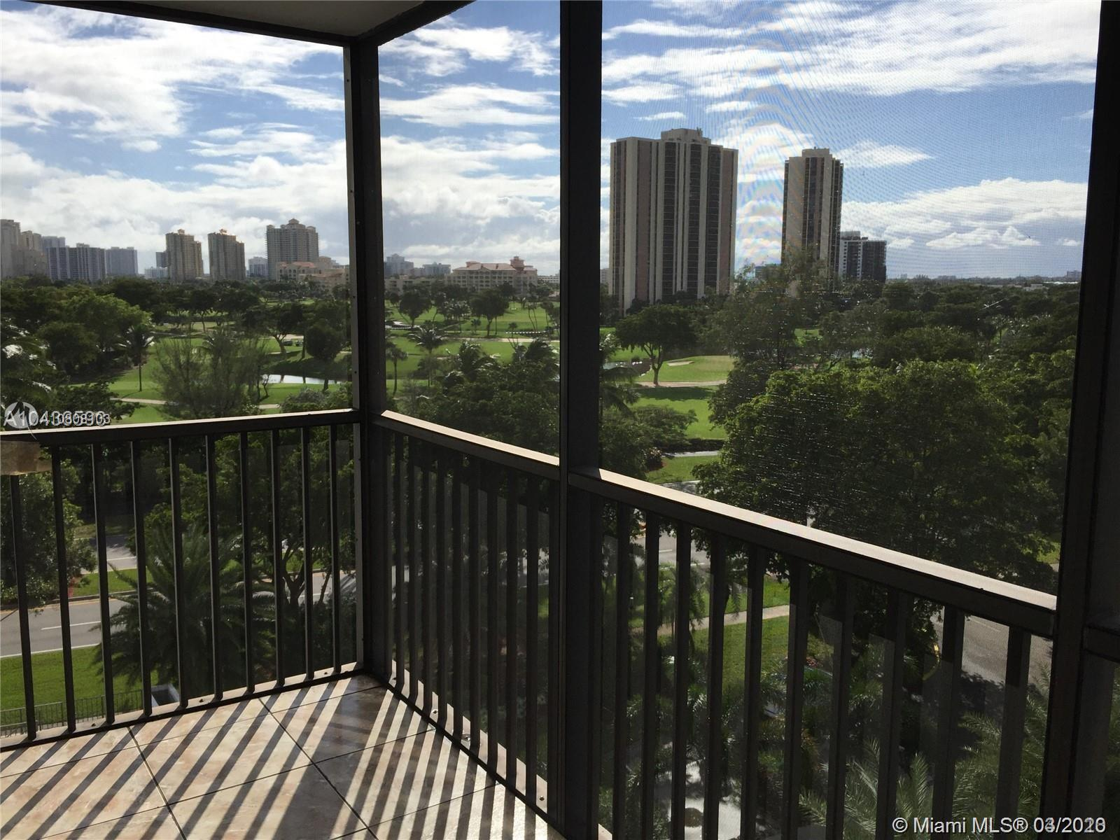 3375 N Country Club Dr #607 For Sale A10808103, FL