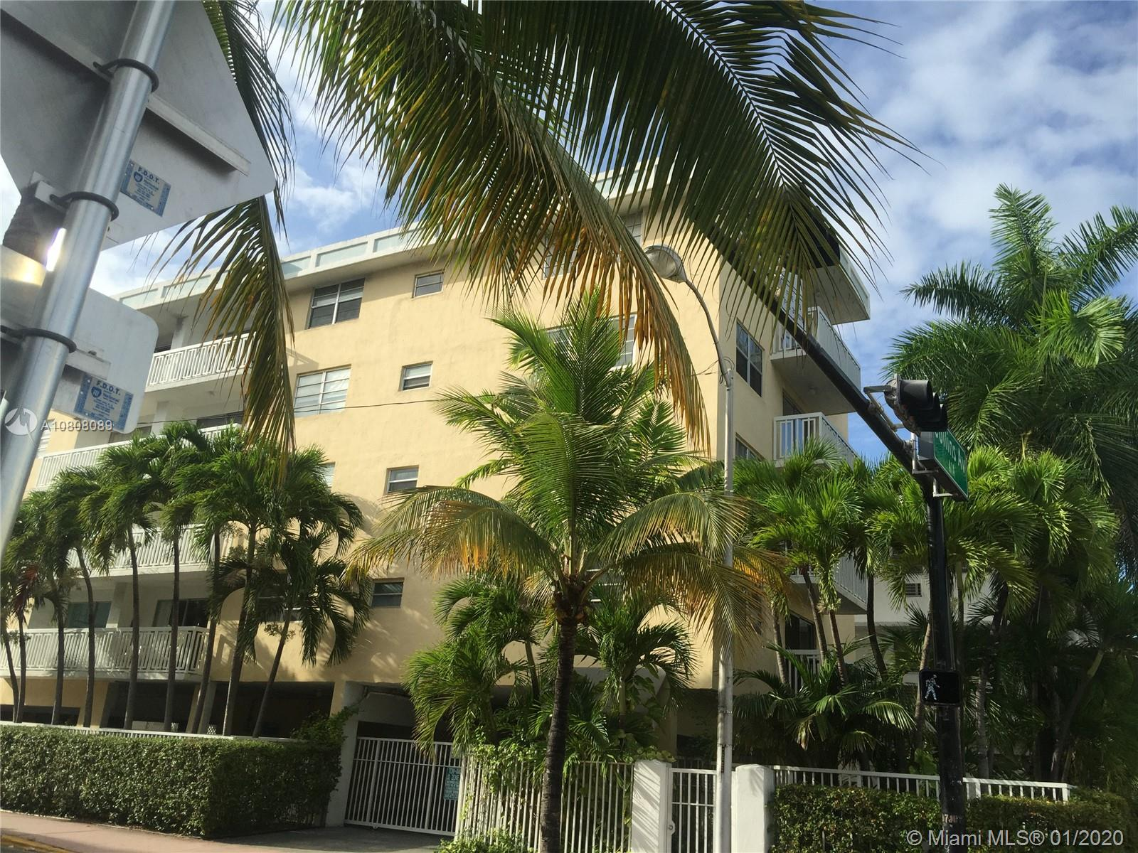 1357  Collins Ave #C1 For Sale A10808089, FL