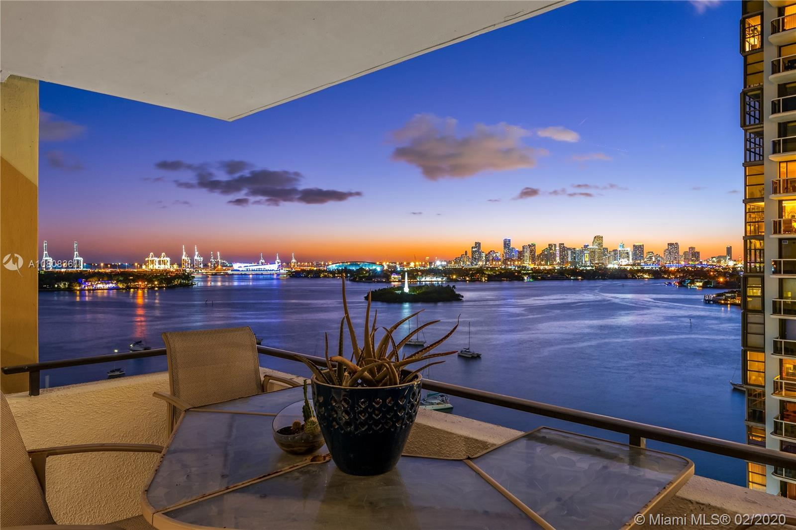 11  Island Ave #1705 For Sale A10808361, FL