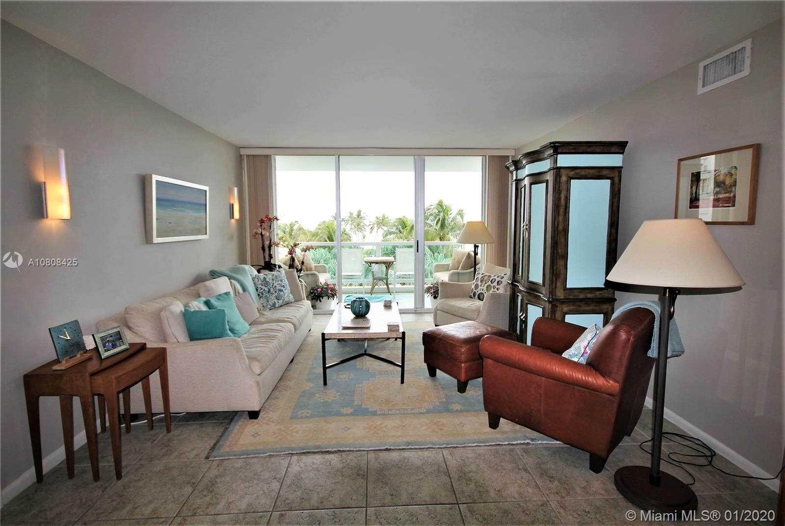 5151  Collins Ave #634 For Sale A10808425, FL