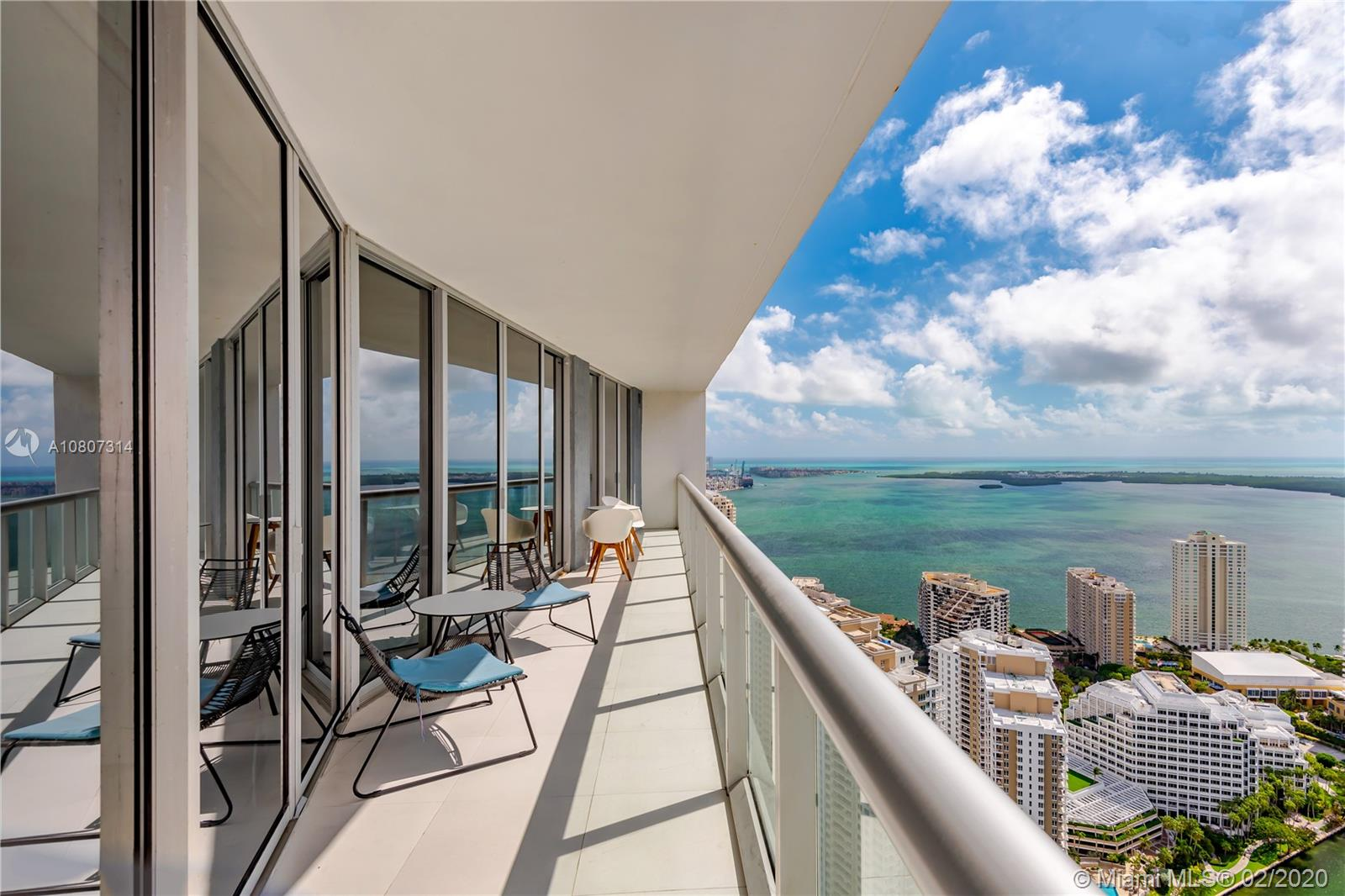475  Brickell Ave #2007 For Sale A10807314, FL