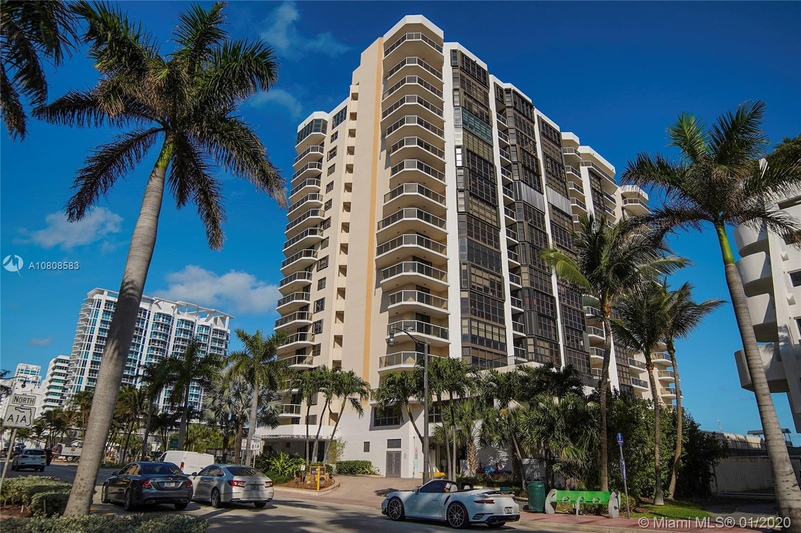 6423  Collins Ave #401 For Sale A10808583, FL