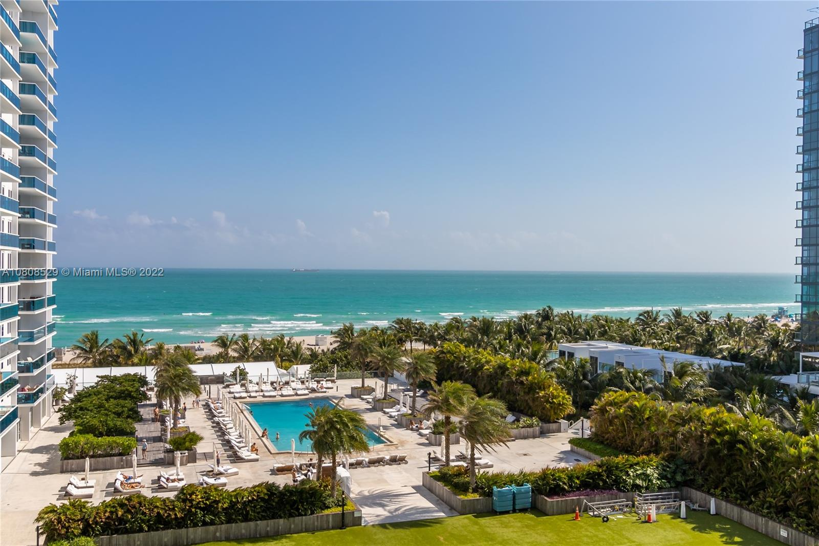 2301  Collins Ave #741 For Sale A10808529, FL