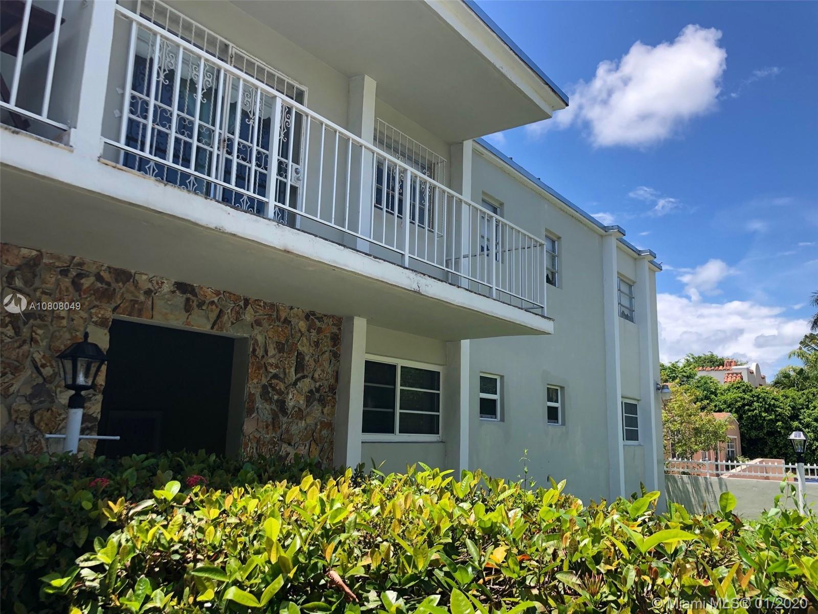 1740  Jefferson Ave #7 For Sale A10808049, FL