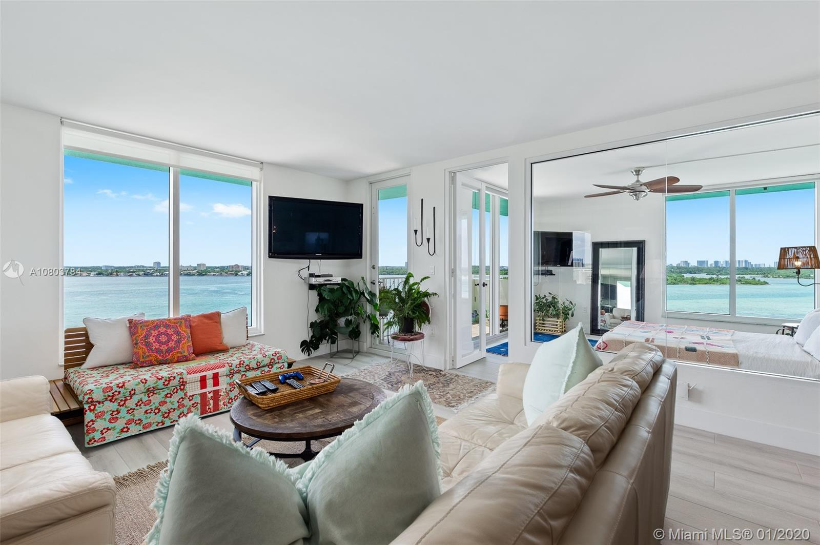 10350 W Bay Harbor Dr #PH-C For Sale A10803784, FL