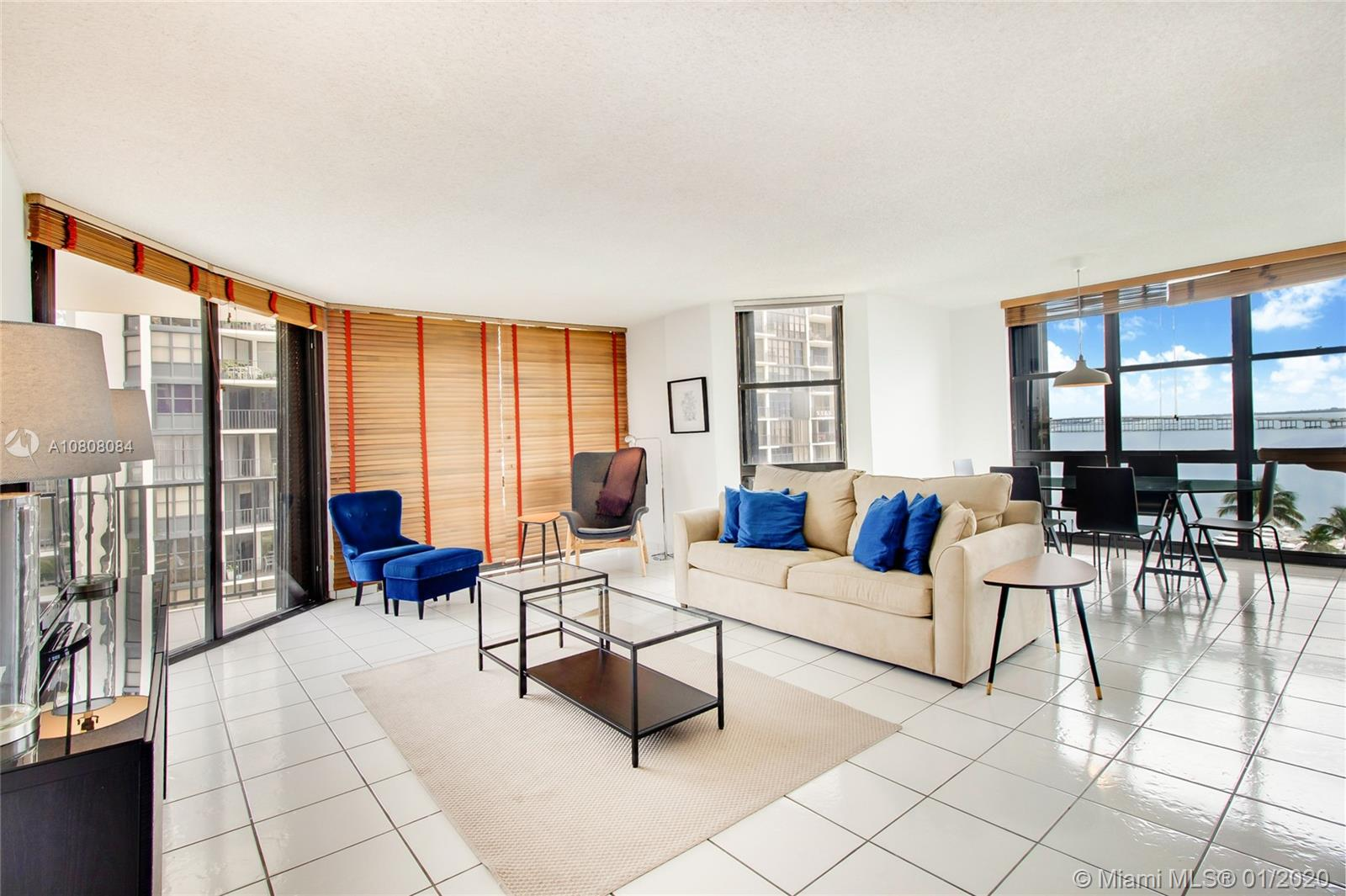1901  Brickell Ave #B814 For Sale A10808084, FL