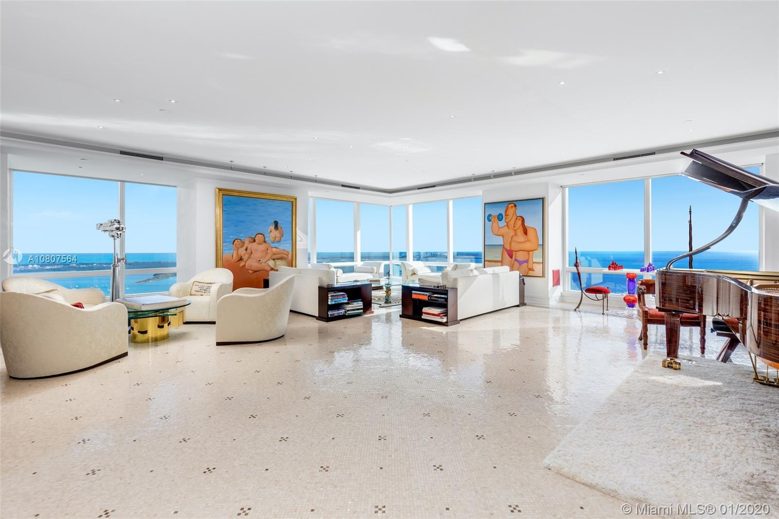 1425  Brickell Ave #54DEF For Sale A10807564, FL