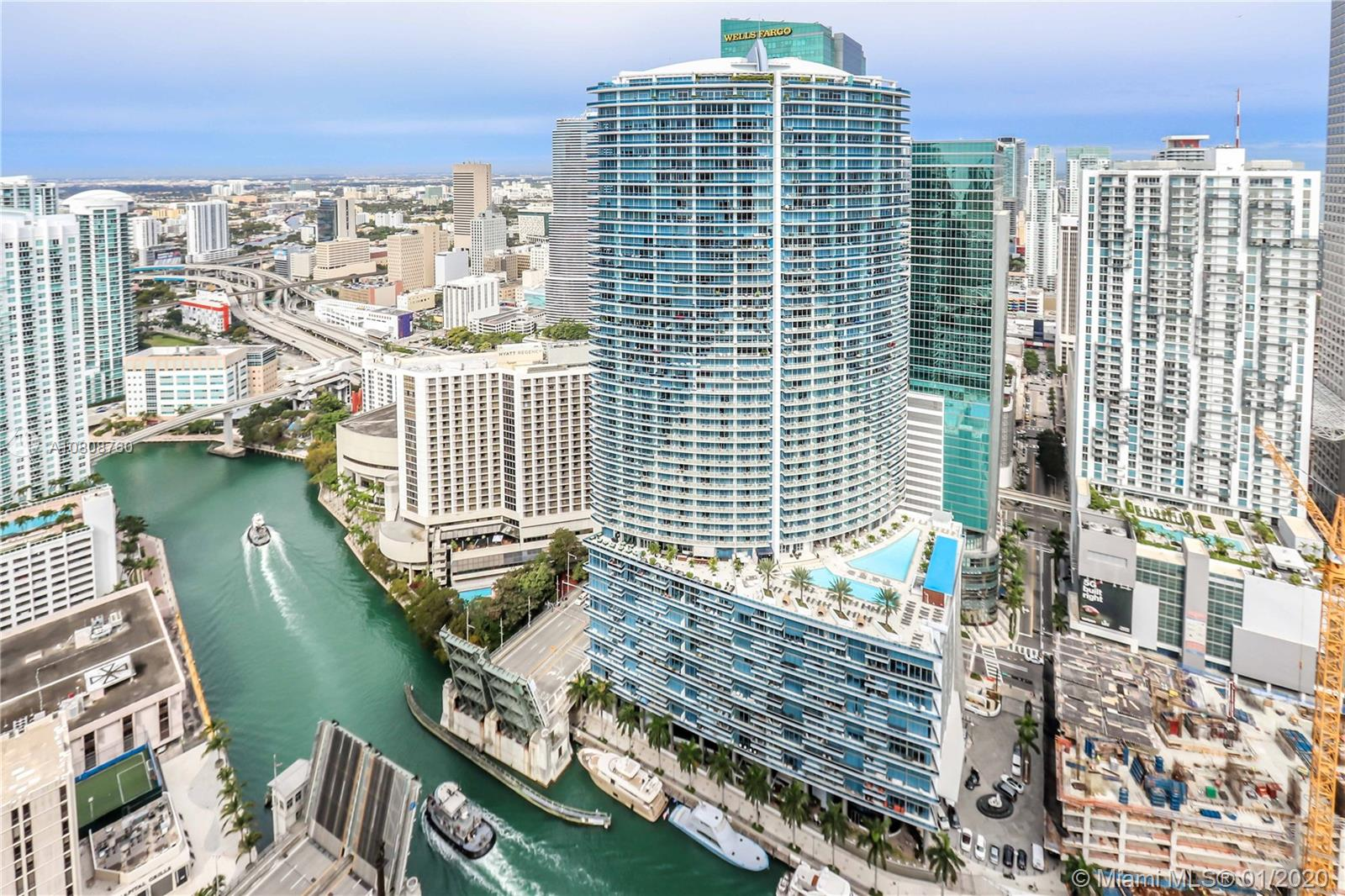 475  Brickell Ave #4714 For Sale A10808760, FL