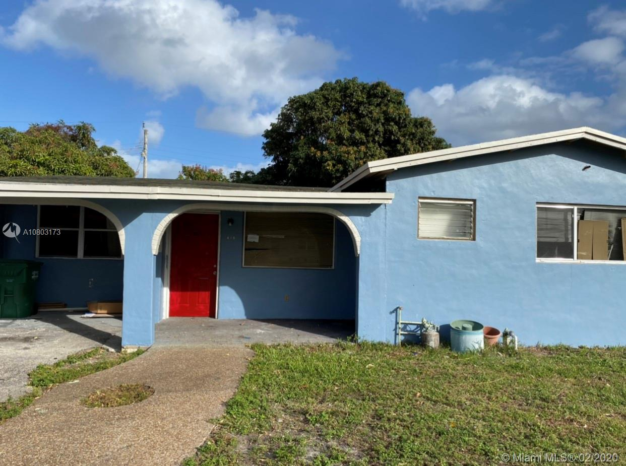 410 NW 29th Ave  For Sale A10803173, FL
