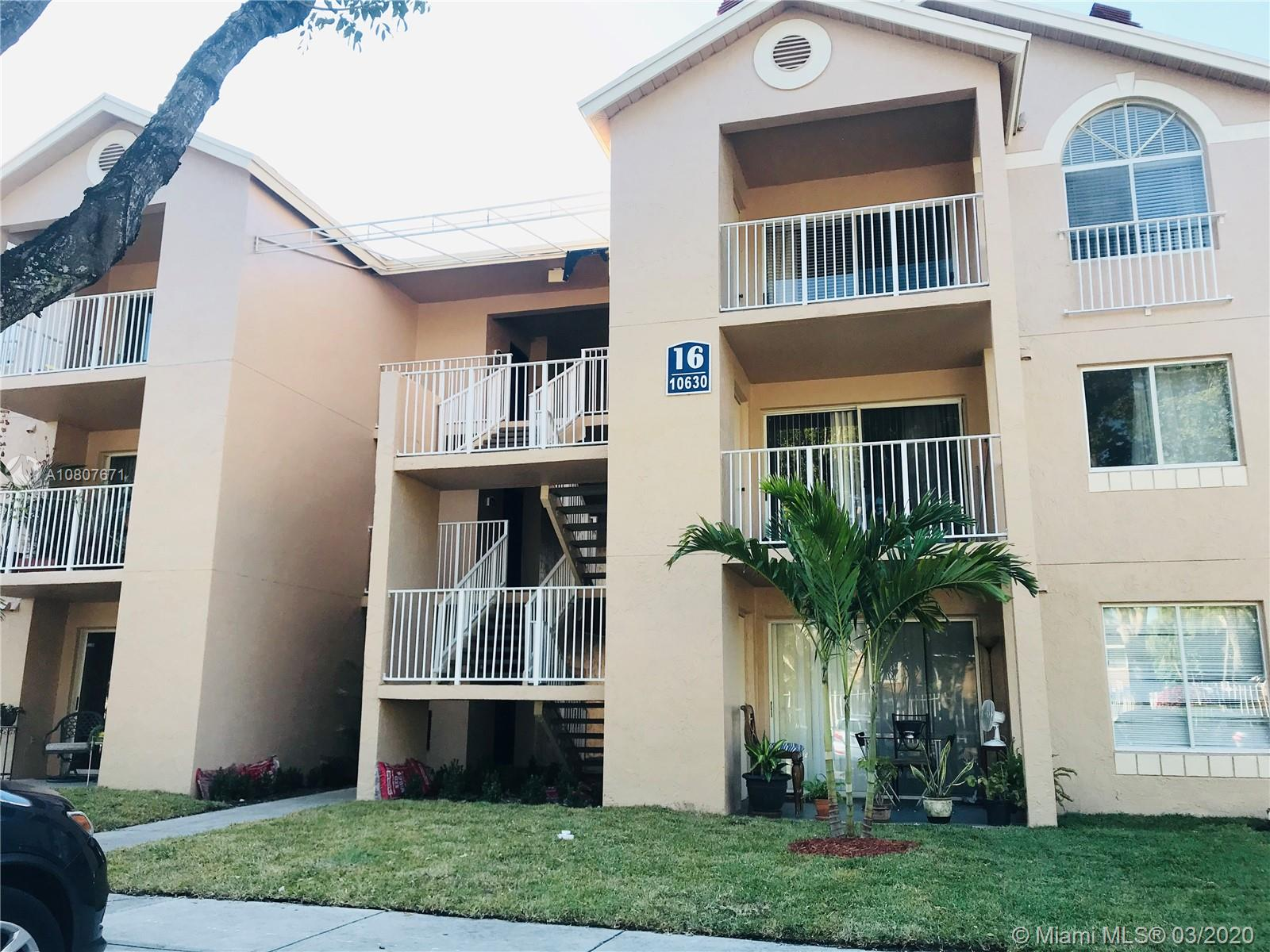 10630 SW 157th Ct #304 For Sale A10807671, FL