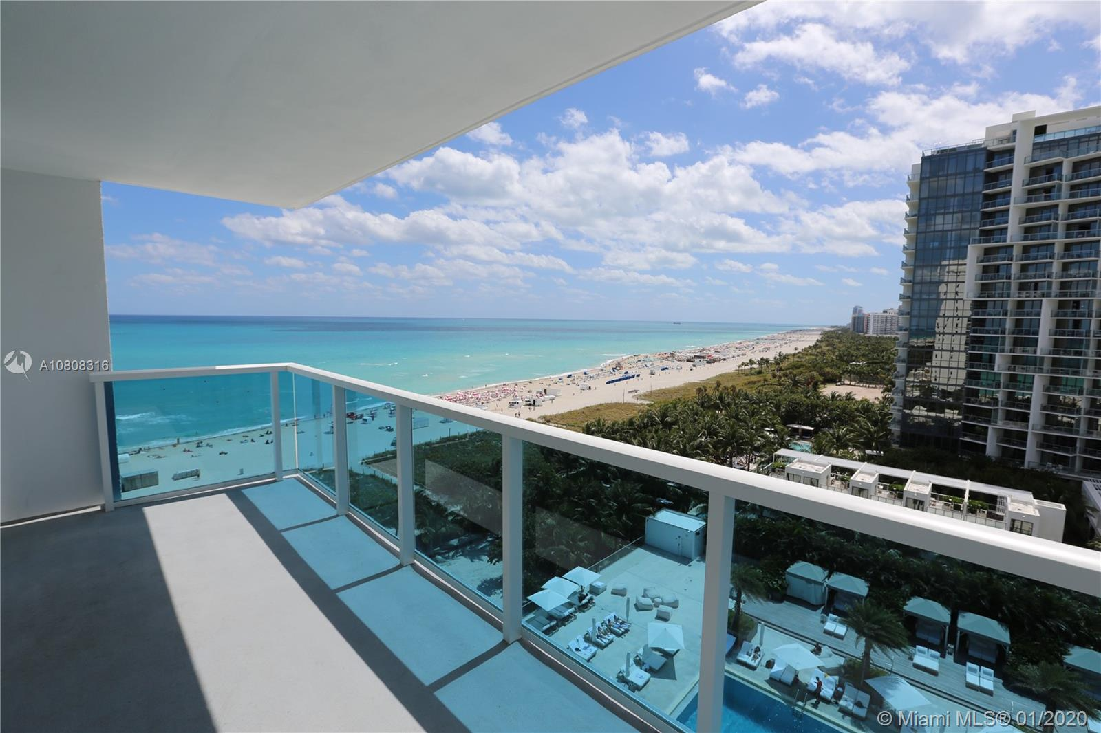 2301  Collins Ave #1009 For Sale A10808316, FL