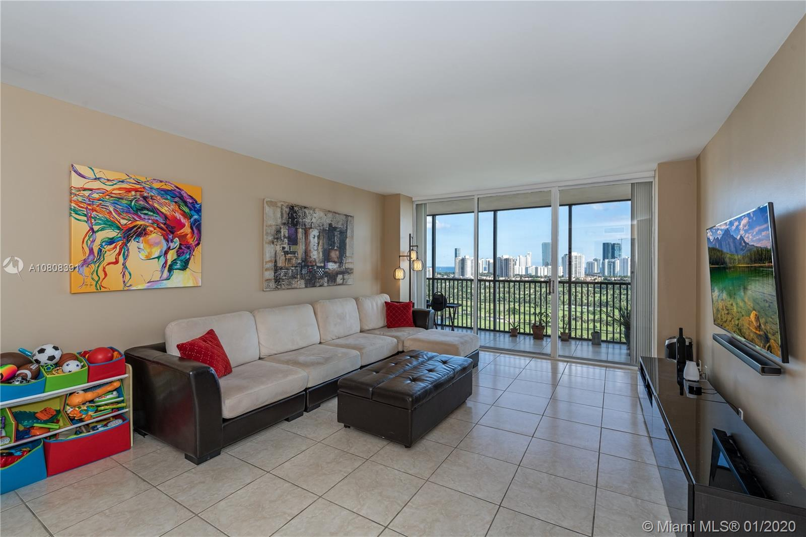 20301 W Country Club Dr #2127 For Sale A10808391, FL