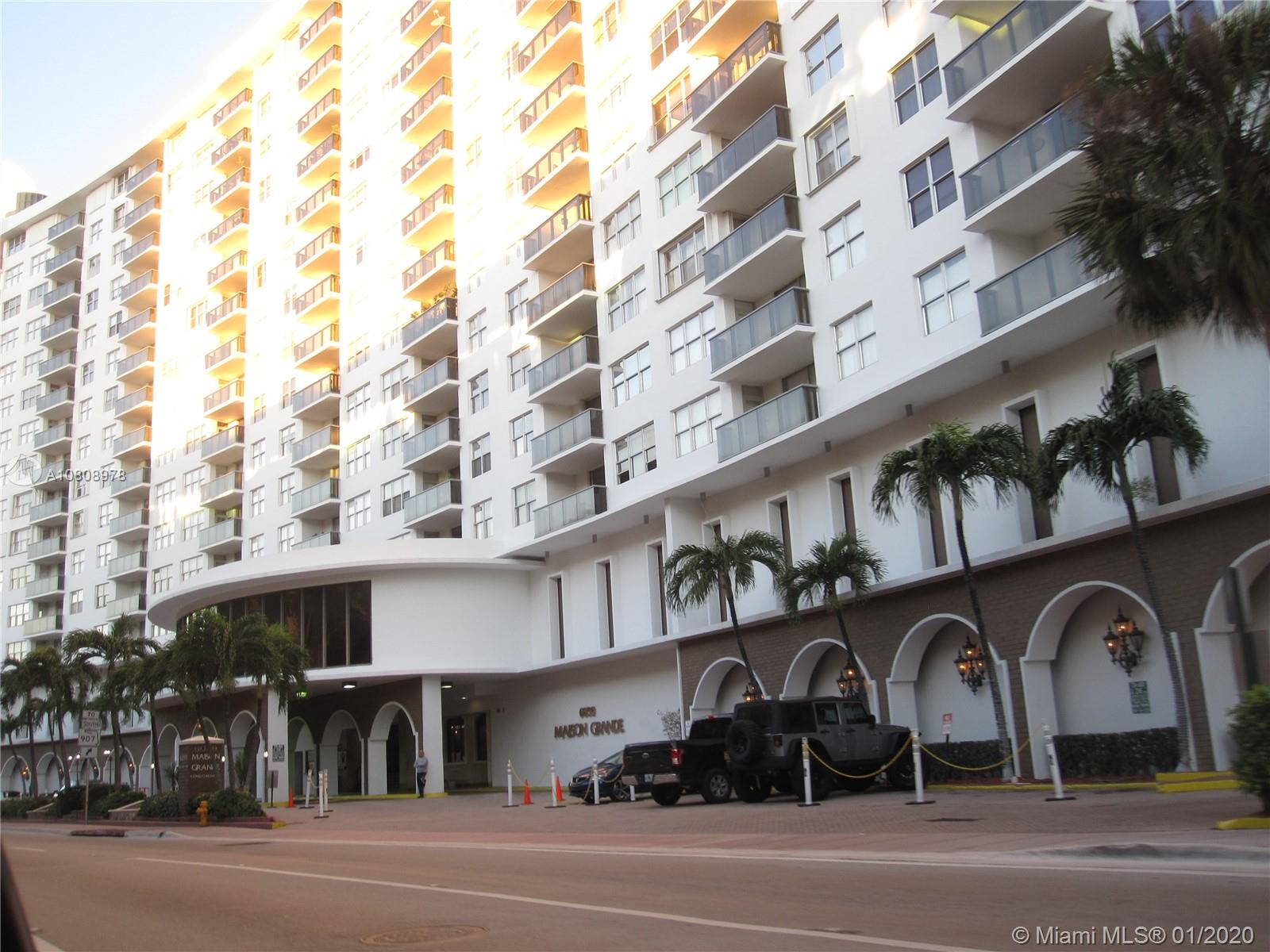 6039  Collins Ave #930 For Sale A10808978, FL