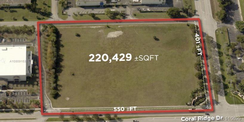 3800 Coral Ridge Dr, Coral Springs, FL 33065