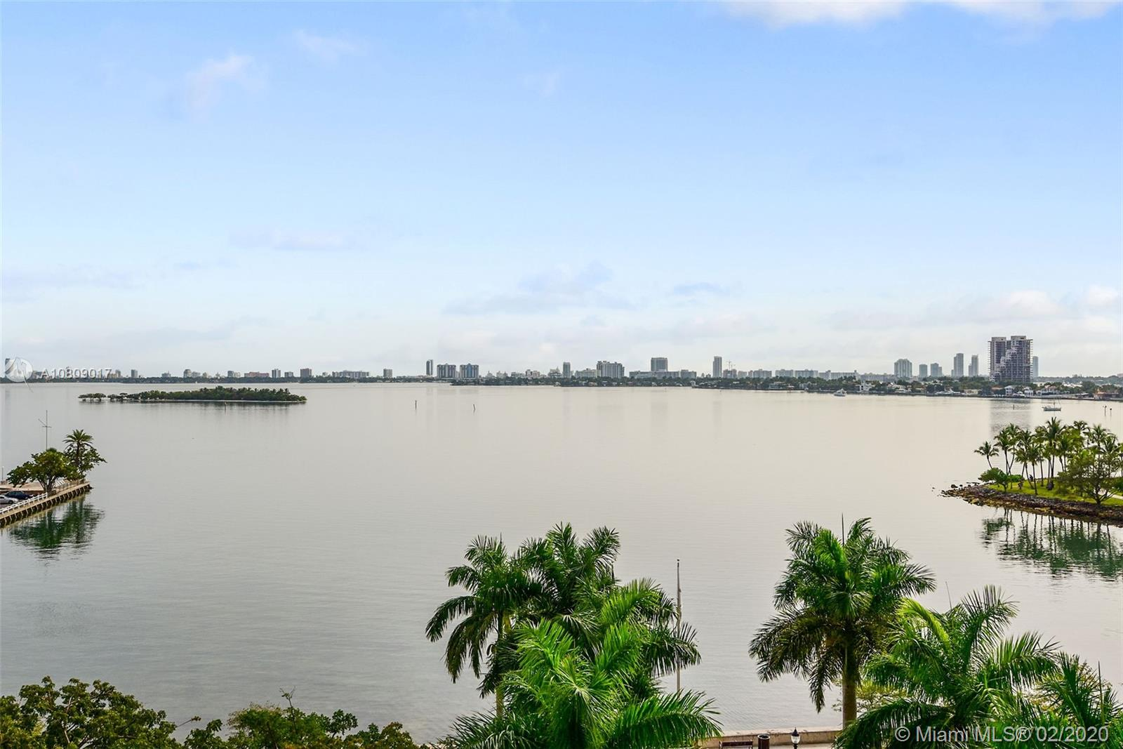 2020 N Bayshore Dr #705 For Sale A10809017, FL