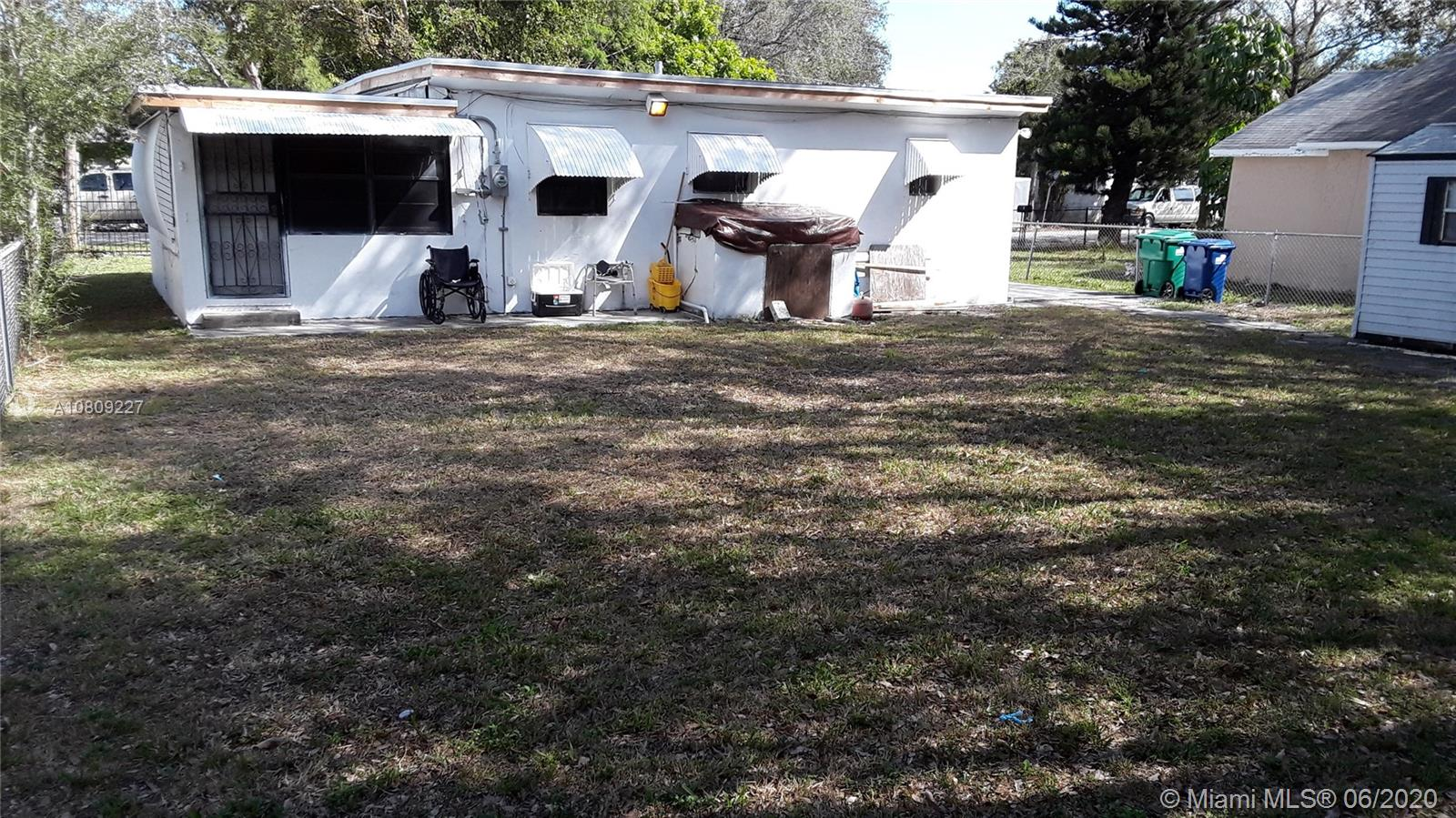 8080 NW 8th Ave  For Sale A10809227, FL