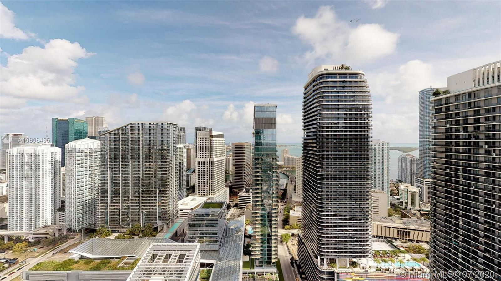 88 SW 7th St #4003 For Sale A10806465, FL