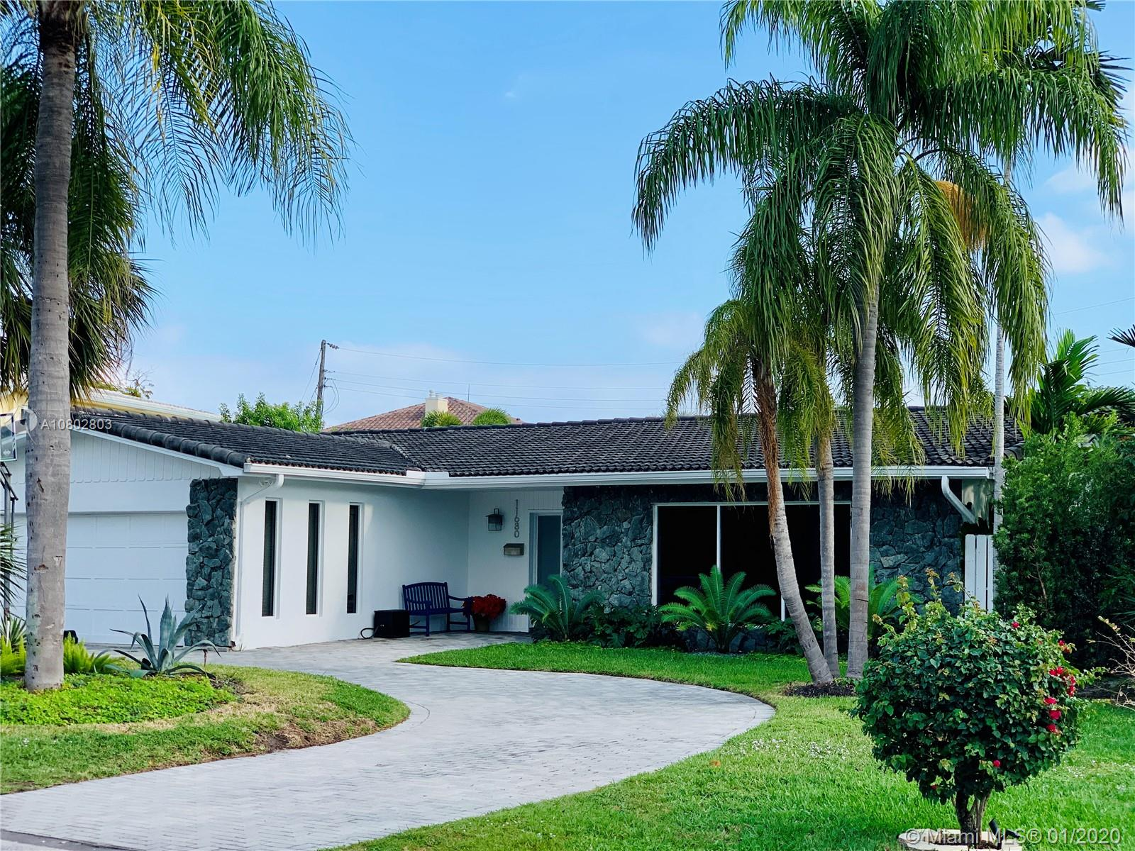 11680 NE 20th Dr  For Sale A10802803, FL