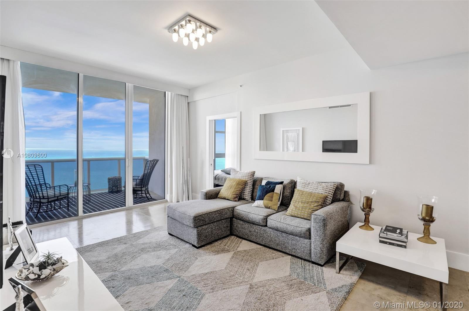 18201  Collins Ave #5008 For Sale A10809600, FL