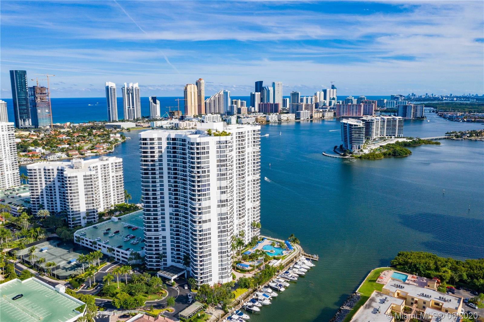 3530  Mystic Pointe Dr #1513 For Sale A10808377, FL