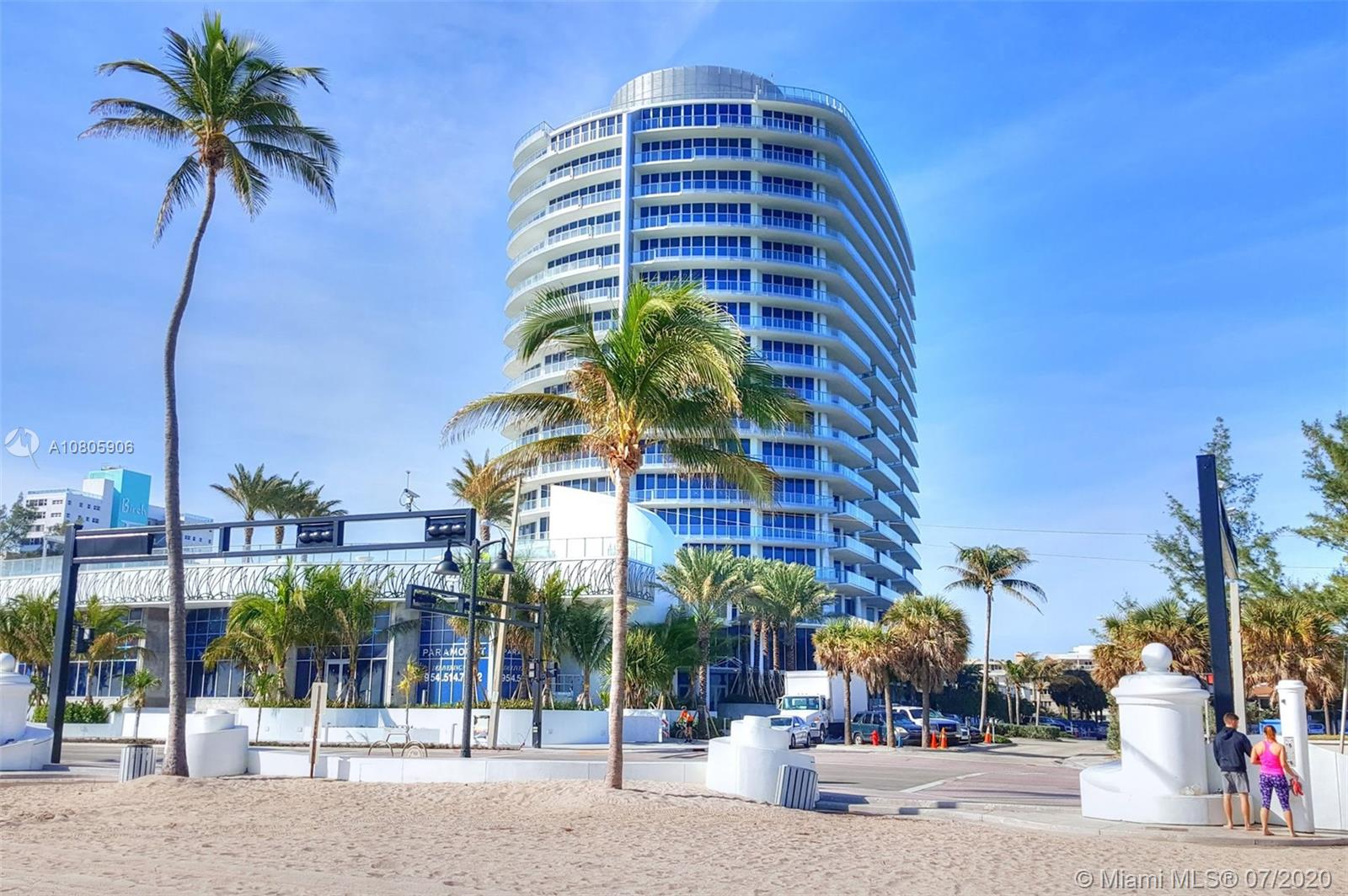 701 N Fort Lauderdale Beach Blvd #TH2 For Sale A10805906, FL