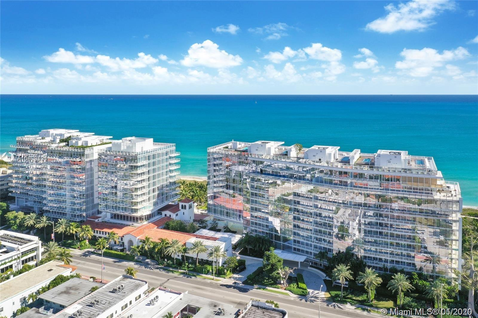 9001  Collins Ave #S-610 For Sale A10809191, FL