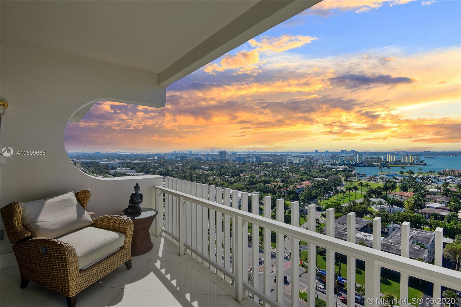 10205  Collins Ave #1701 For Sale A10809665, FL