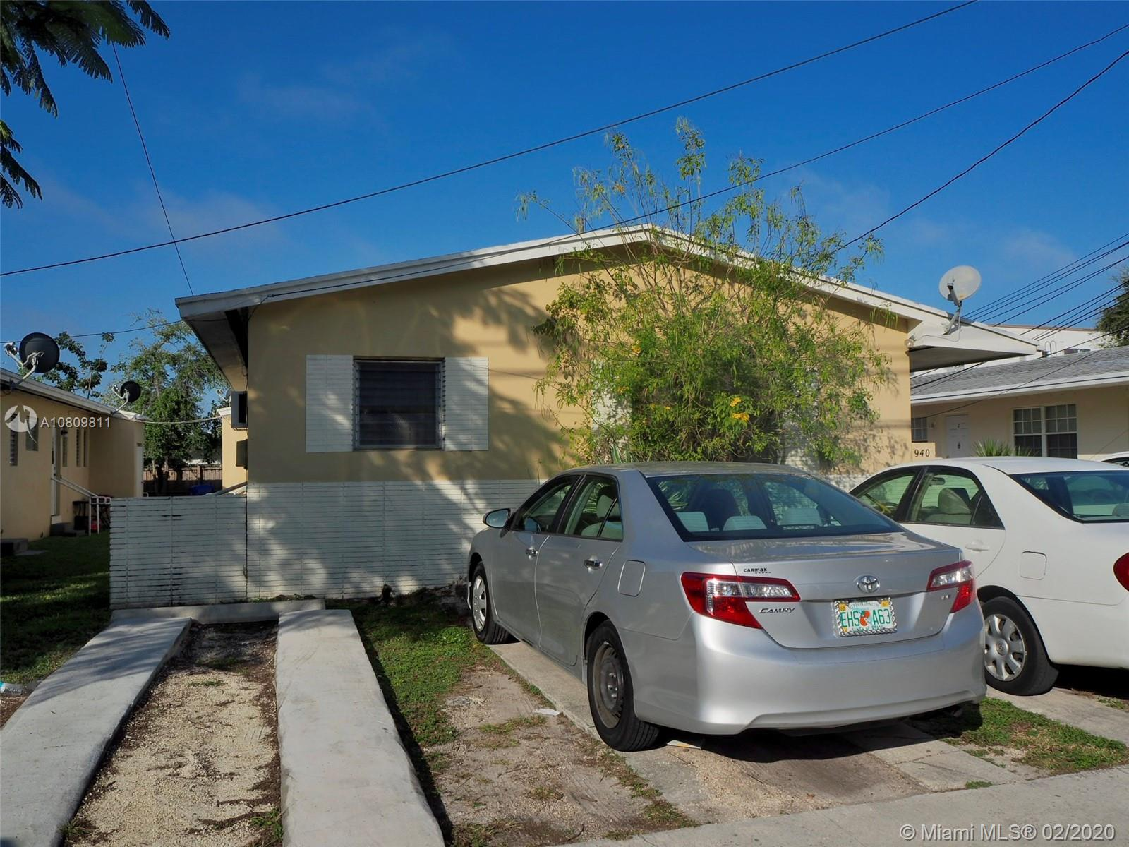 940 SW 4th Ave  For Sale A10809811, FL