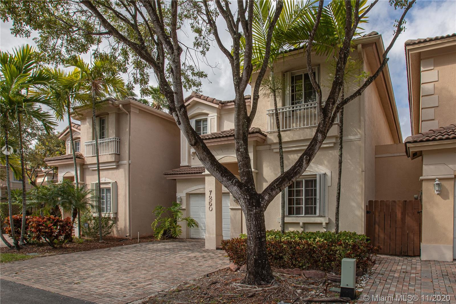 7250 NW 113th Pl  For Sale A10810138, FL