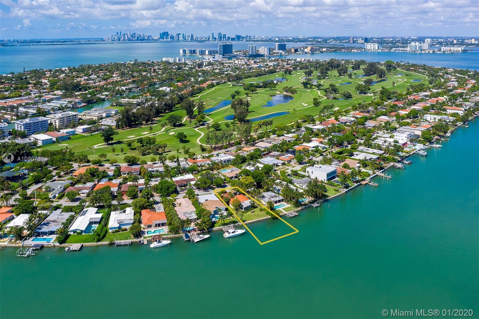 271 N Shore Dr  For Sale A10807394, FL