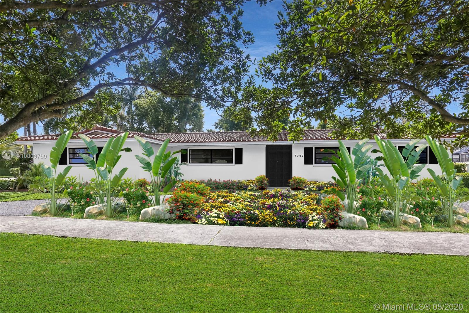 7700 SW 144th St  For Sale A10809790, FL
