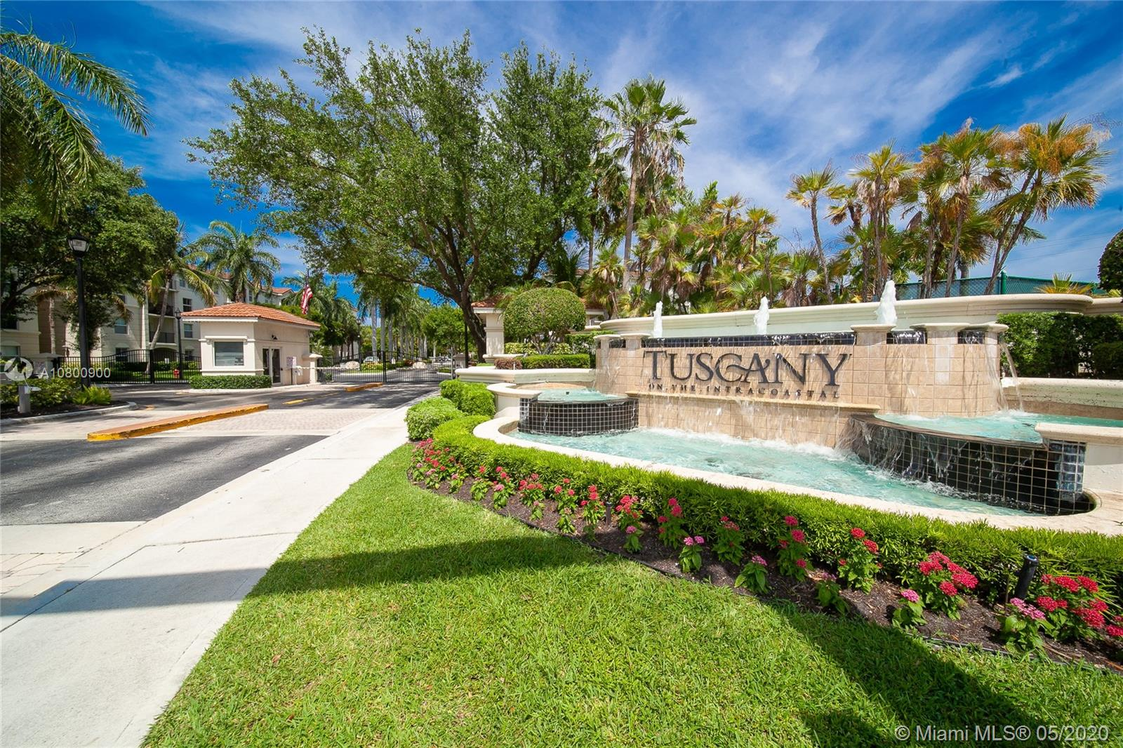 2110  Tuscany Way #2110 For Sale A10800900, FL