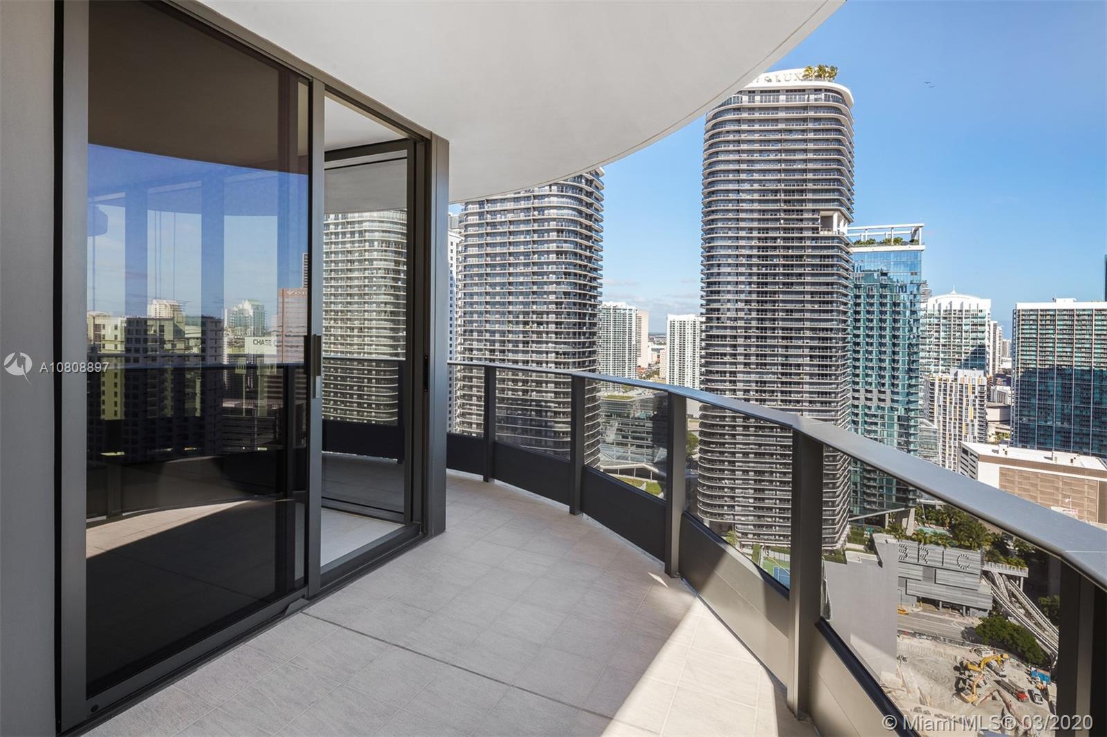 1000  Brickell Plaza #3615 For Sale A10808897, FL