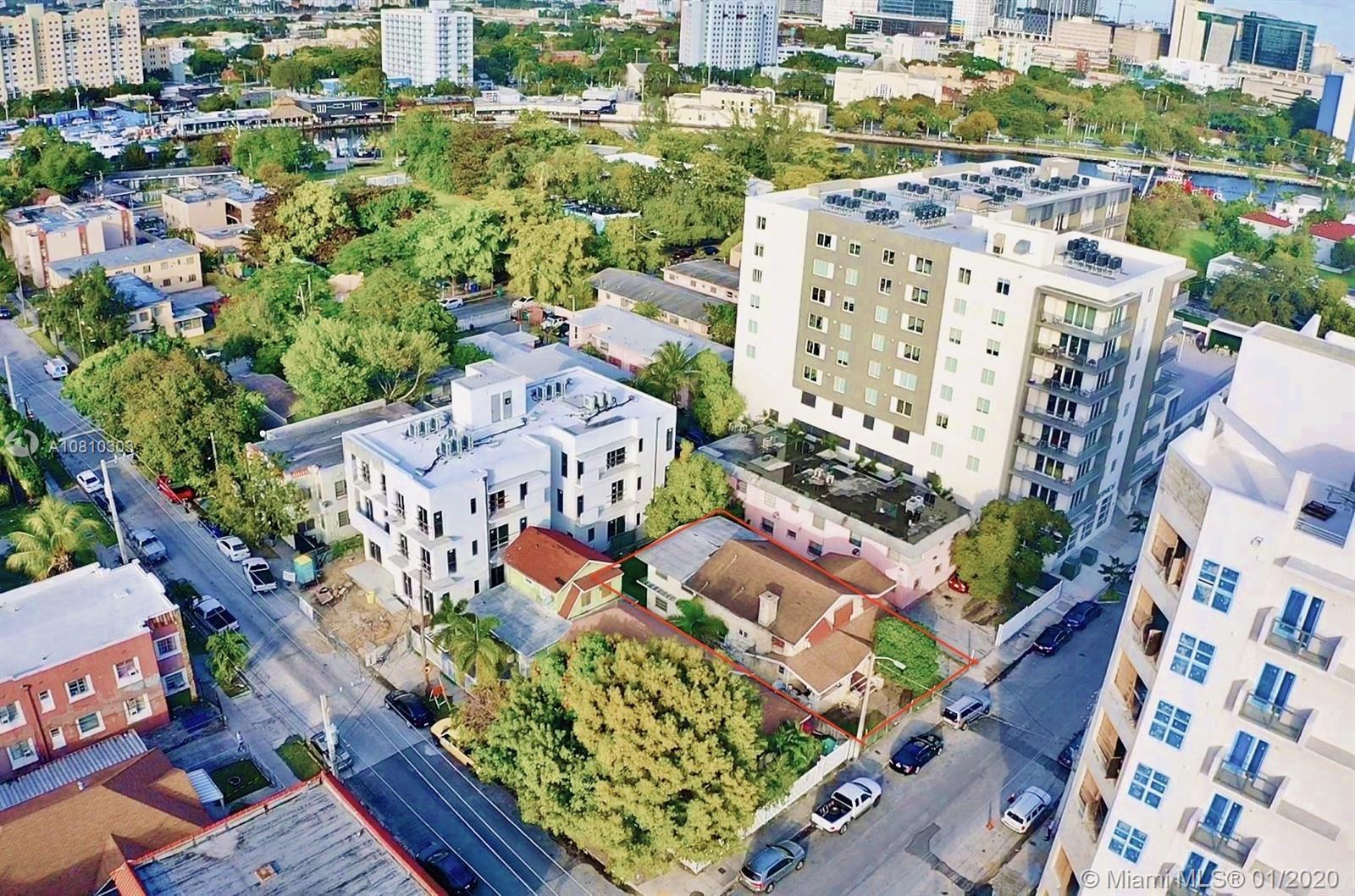 667 NW 1st St, Miami, FL 33128