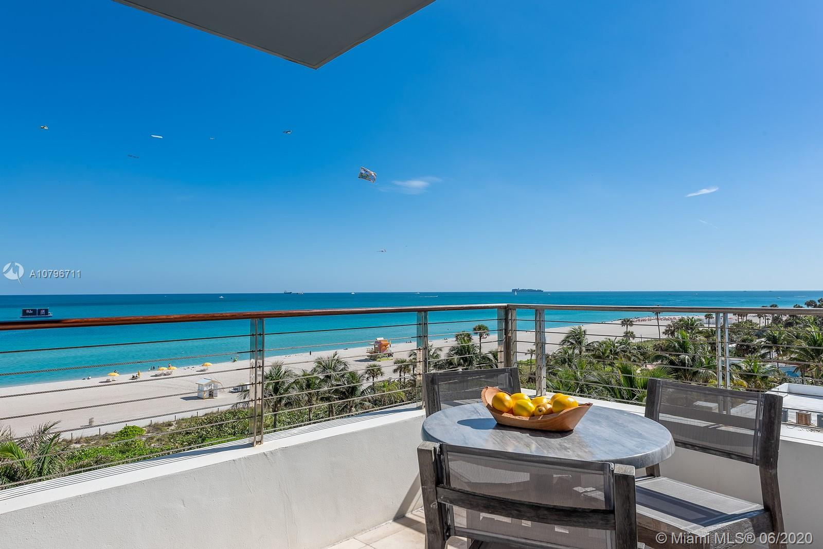 3651  Collins Ave #600 For Sale A10796711, FL