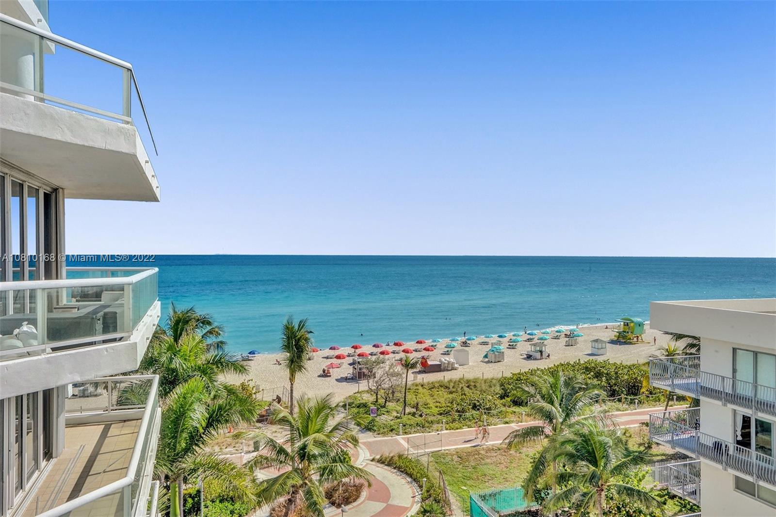 4201  Collins Ave #601 For Sale A10810168, FL