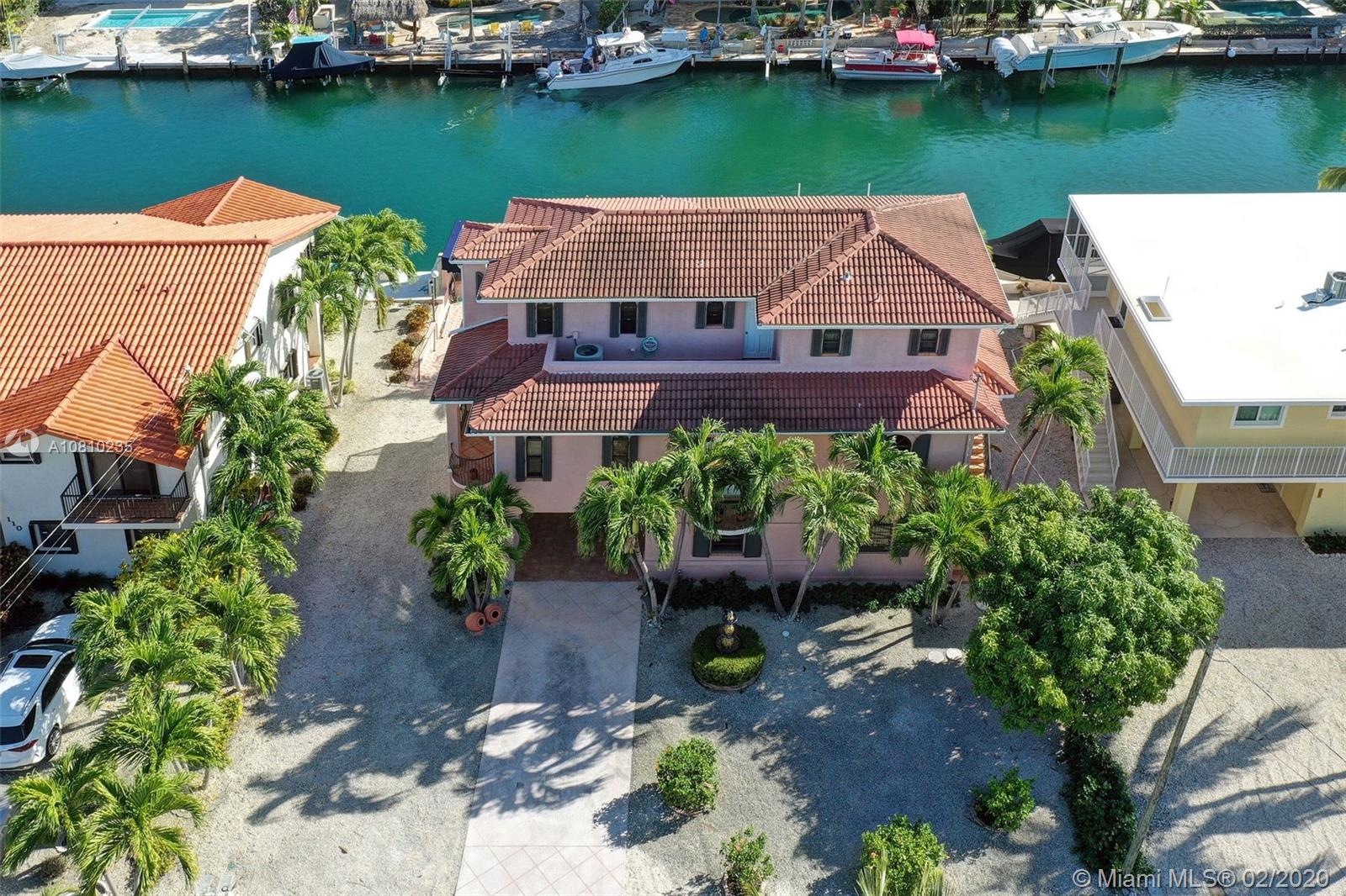 112 Villa Bella Dr, Islamorada, FL 33036