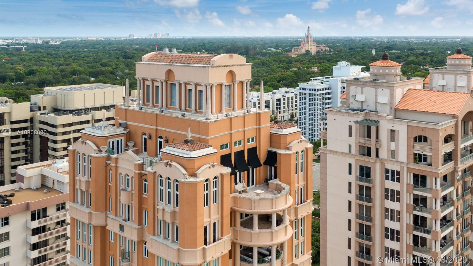600  Coral Way #PH-15 For Sale A10808630, FL
