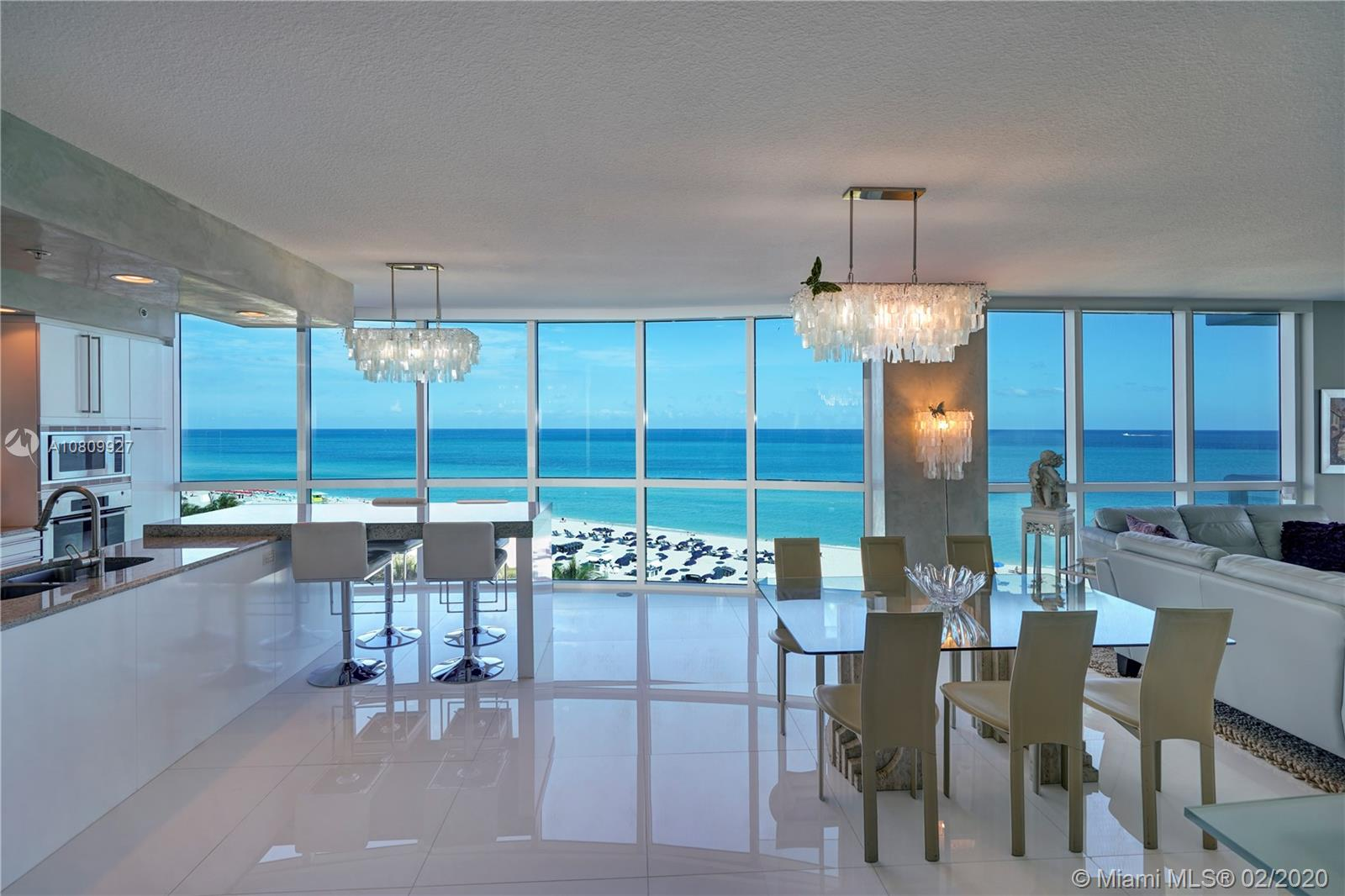 3801  Collins Ave #806 For Sale A10809927, FL