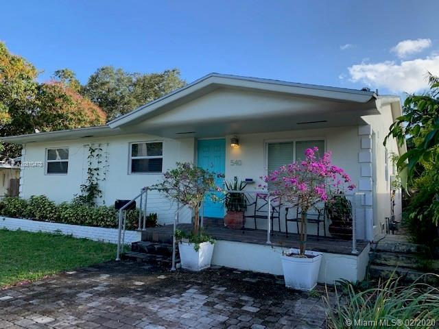 540 NW 51st St  For Sale A10810478, FL