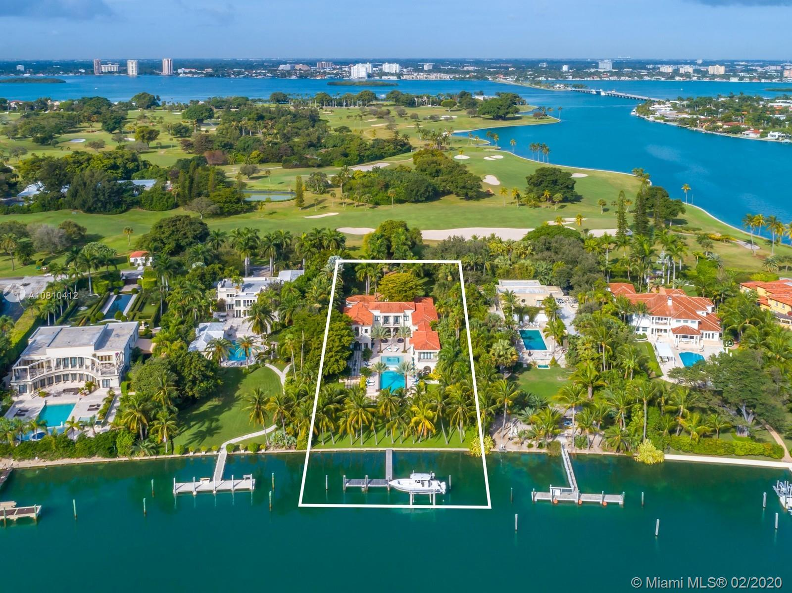 38  Indian Creek Island Rd  For Sale A10810412, FL