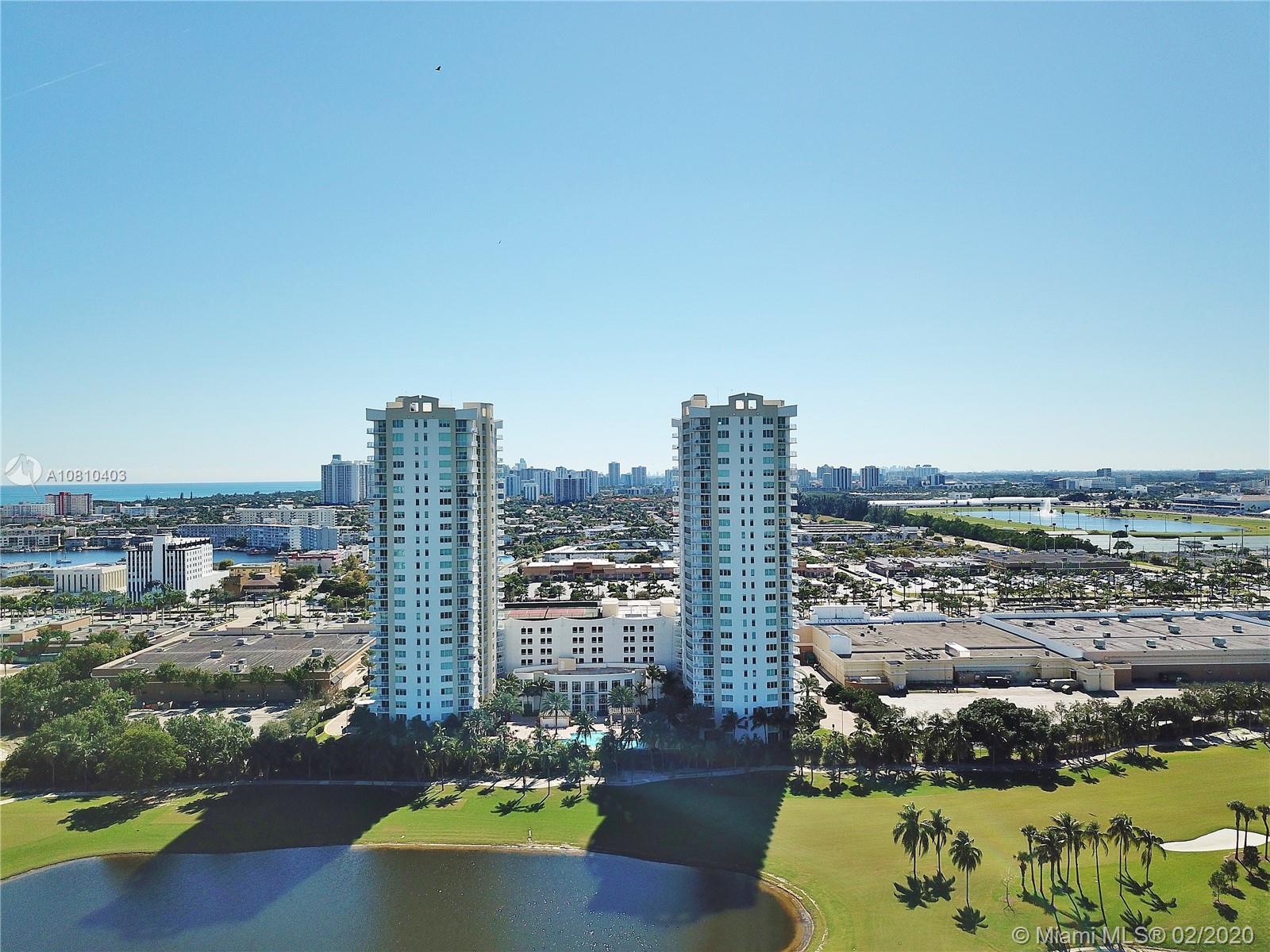 1755 E Hallandale Beach #1406E For Sale A10810403, FL