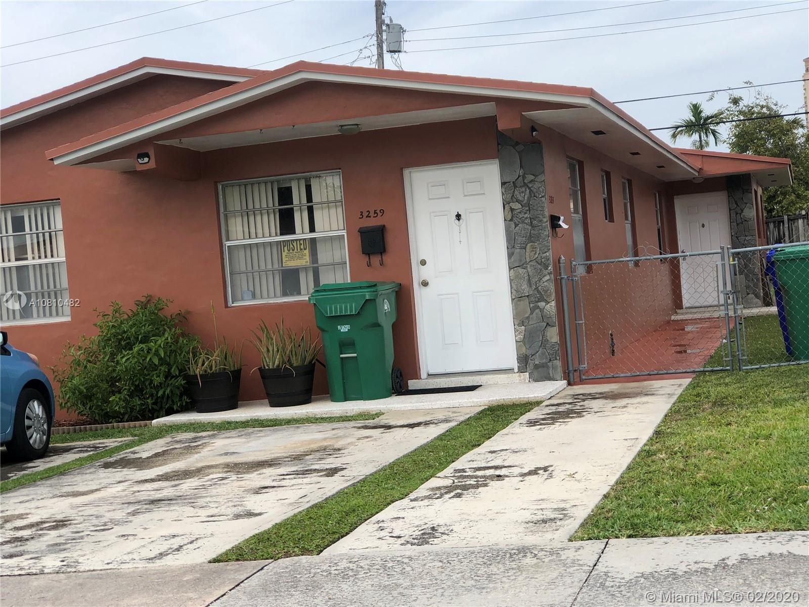 3259 SW 25th St #3259 For Sale A10810482, FL